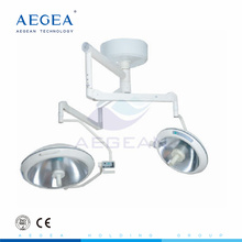 AG-LT005 high grade import titanium alloy arm surgical surgery light for hospital