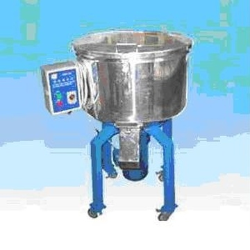 Raw Material Mixers