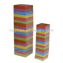 48 pcs wooden jenga toy