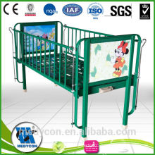 BDB02  Cartoon child child bunk bed with one crank