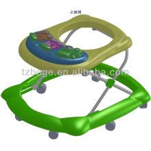 moule en plastique de marcheur de bébé