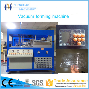 Manual Vacuum Blister Forming Machine