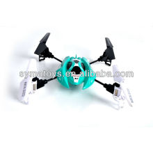 2014 NEWLY SYMA X7 2.4G quad helicopter ultra micro avec 360 eversion, Rc UFO