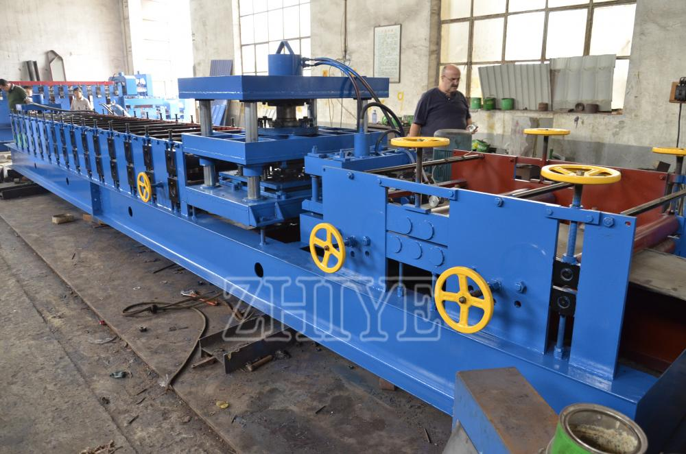 Top Quality Highway Guardrail Making Machine For Sale
