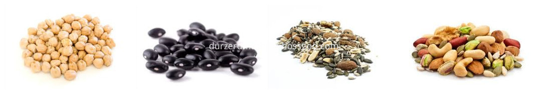 beans packaging machine