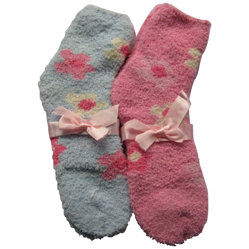 Cozy Socks for Young Lady