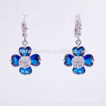 2018 women imitation jewelry earrings india ladies gold charms