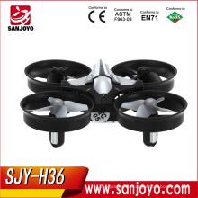 Новый продукт летающая игрушка 2.4 г мини RC беспилотный PayPal в 6 оси гироскопа quadcopter с камерой