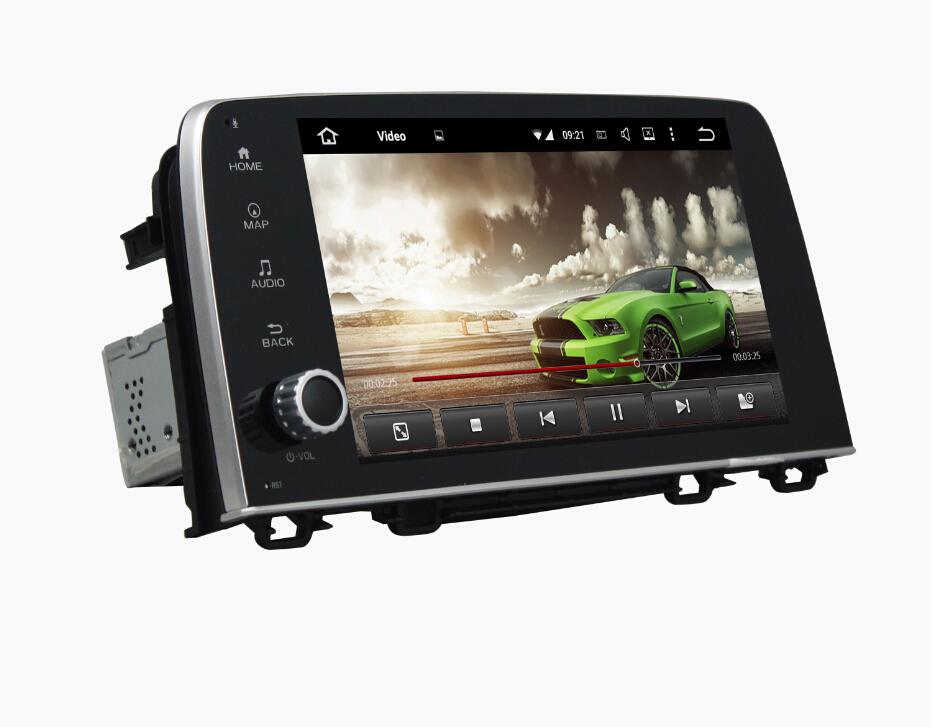 8 Inch Honda CRV Car DVD Player