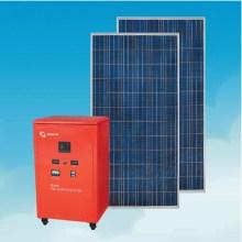 Sistema de habitação Solar 3KW