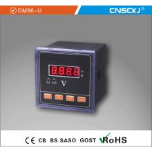 Medidor de tensão analógico de 220V / 50Hz de corrente alternada AC DC