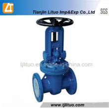 De baixo preço F4 DIN válvula de portão fabricante na China