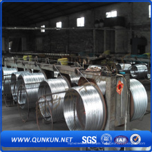 Hot Dipped Galvanized Wire Shiny Colour