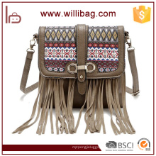 Woman Messenger Bag Native Style Factory Sale Lady Single Bags Shoulder Bags