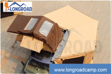 4WD Vehicle Roof Tent with Swing out Car Awning