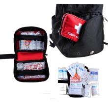 bolsa simples para kit de primeiros socorros