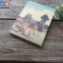 Chinese Supply Cheap Kraftpaper Cover Notebook (NP (A6) -Y-0019)