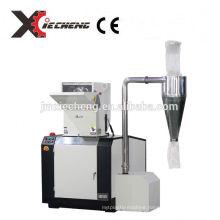 china supplier high capacity 350kg/h pp lump breaker plastic film bag crusher