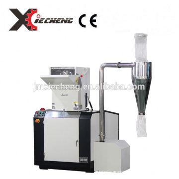 china fournisseur haute capacité 350 kg / h pp forfait briseur de film plastique sac broyeur