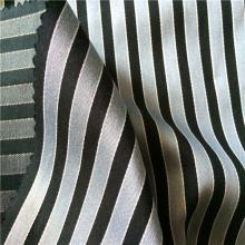 TISSU DOBBY 100% polyester COTON TEINT EN FIL