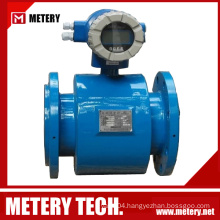 Electromagnetic flowmeter Best price from METERY TECH.
