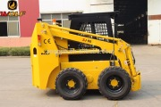 Farm machinery equipment ZJ60 Mini tract skid steer loader in Germany