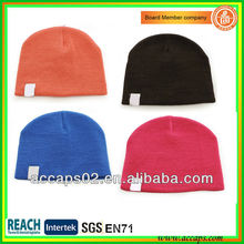 colorful custom childrens beanie with your logo BN-2042