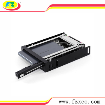 USB3.0 to 2.5 double internal HDD enclosure