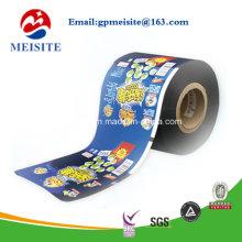 Рулон алюминиевой фольги Алюминиевый пластиковый пакет для упаковки продуктов питания