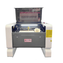 New style CO2  laser engraving cutting machine 4060/6090 for acrylic crystal PVC leather rubber wood stone glass 60W 80W 100W