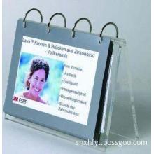 Acrylic calendar display