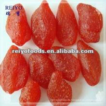 Getrocknete Früchte - konservierte Erdbeere