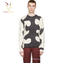 Neuer Entwurf Kaschmir-Pullover-Männer Kaschmir-Strickjacke-Pullover