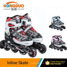 sapatos de skate para crianças / sapatos de corrida de rolos