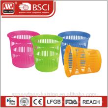 Popular plastic waste basket(11L)