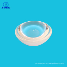 Factory offer aspheric lens and aspheric lens for flashlights
