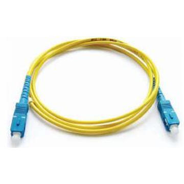 Sc Single Mode Fiber Patch Cord
