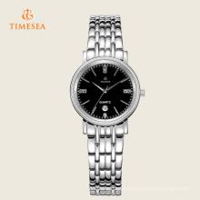 Reloj de cuarzo para mujer de lujo con pantalla analógica 71120