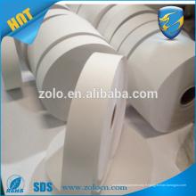 Factory prix bon marché personnalisé rouleau autocollant coquille d'oeufs en blanc en vinyle rouleaux en gros