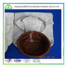 customized felt needle material PPS dust filter bag for incinerator