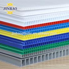 Роскошный рекламный пакет материал пластмасса PP выдалбливают доску лист