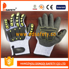 Cut Resistant Gloves with TPR Protection-TPR422
