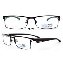 Optical Eyewear Half Frame Glasses Famous Brands Glasses Frame (FR283)