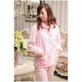 Großhandel billige Frauen warmen Schlafanzug Anzug für Winter Homewear