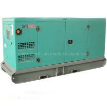 Conjunto de generador diesel Unite Power 20kw Sound Engine de Isuzu