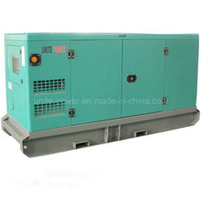Unite Power 20kw Soundproof Isuzu Engine Diesel Generator Set