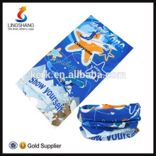 Full Color Funny Multifunctional Pescoço Tubo Seamless Pesca Bandana