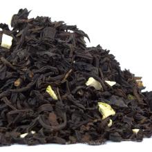 Heißer Verkauf Private Label Klassische Beste Marke Gesundheit Vorteile Lose Blatt Decaf Bergamotte Geschmack Earl Grey Schwarzer Tee