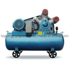 Bomba de compresor de aire para servicio pesado con transmisión por correa de pistón (HD-2.0 / 10)