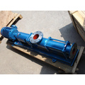 G series single screw slurry pump